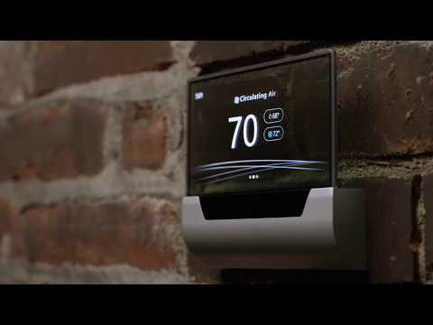 Johnson Controls reinvents the thermostat