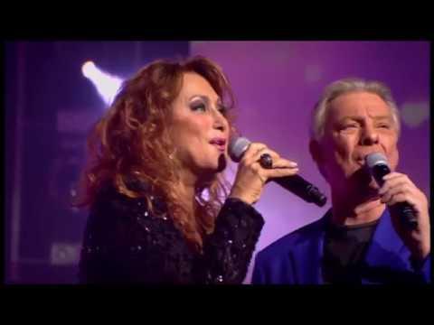 Herbert Léonard & Julie Pietri - Amoureux fous - Live Âge Tendre - 2013