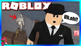 HE KNEW HE WAS IN TROUBLE!! (Roblox A Wolf Or Other)