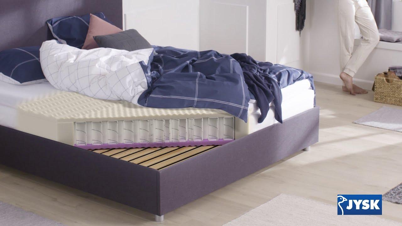 Stilig Guide: Hvordan velge riktig vendbar madrass | JYSK - YouTube GL-36