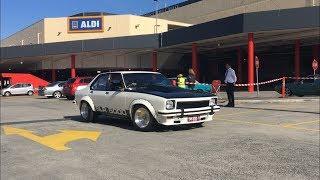 Aussie amazing car show.