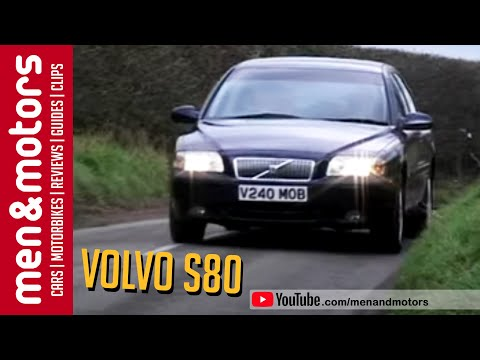 Used Volvo S80 (2001) Review