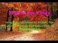 THEME FOR CINDY - original incidental show music by DEBBIE62140