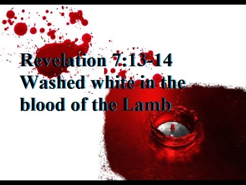 Image result for image washed by the blood of the lamb