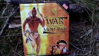 War Along the Mohawk Unboxing (PC) ENGLISH