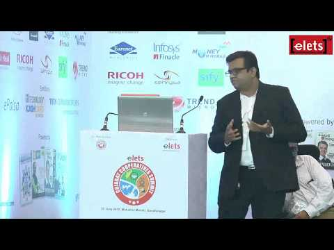 elets Gujarat Cooperatives Summit'15 - Physical and Cyber Security and Risk Management in Banking