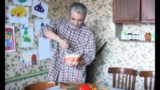 Овощи альденте или жареные огурцы