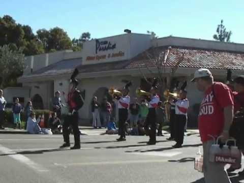 Fallbrook High School Veteran's Day Parade 1