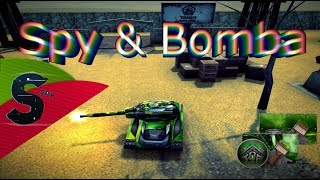 Spy & Bomba (Gladiator , Acid) vs Tapu.D & Regal [XP 2-2]