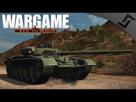 Yugoslavia DLC - Wargame: Red Dragon -  All Units (P)Review Yugoslavian Deck
