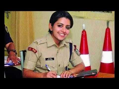 Indian IPS trainee Merin Joseph goes viral on Facebook