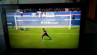видео: Ф?ФА 19, ПСЖ vs Манчестер Юнайтед  Пенальти.