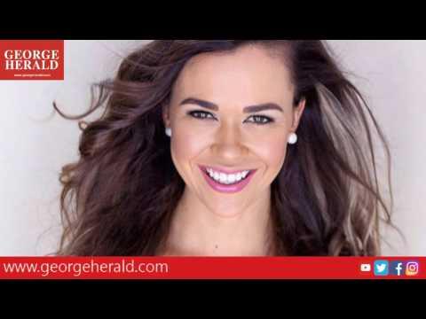 Interview with Miss SA 1st Princess, Adé van Heerden