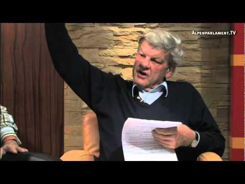 Dr. Joh. Roemer-Blum u. Moschkote Litfas - Kornkreise und ihre Bedeutung 2 (Alpenparlament.TV)