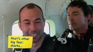 Impractical jokers murr's punishment (skydiving)