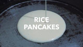 Rice Pancakes