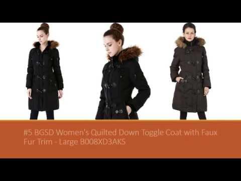 11544b791 Top 10 Best Women Winter Coat Reviews - YouTube