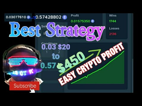 BEST LOW RISK DICE CUSTOM STRATEGY 2021  Stake Roobet Bitcoin Eth Crypto Gambling Profit