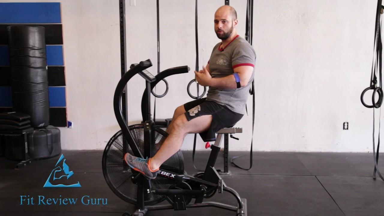 Xebex Assault Bike Review Youtube