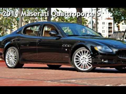 2011 Maserati Quattroporte S For Sale In MIAMI, FL