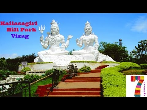 Visakhapatnam | Vizag Tourist Places | AndhraPradesh | India |Capital 7 Rainbows