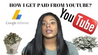 Video HOW I GET PAID FROM YOUTUBE!! HOW LONG DOES IT TAKE? download MP3, 3GP, MP4, WEBM, AVI, FLV November 2018