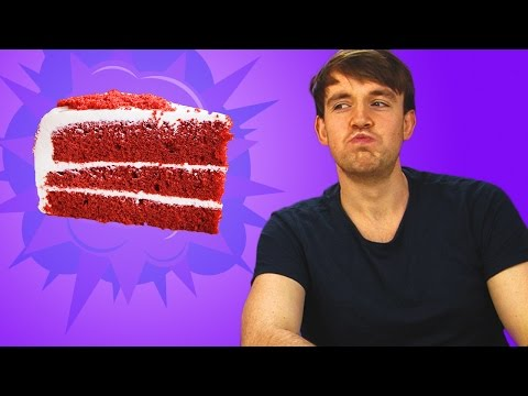 Irish People Taste Test American Desserts