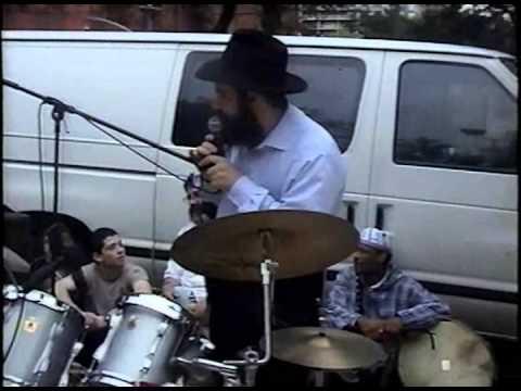 Union Square 2000 Rabbi Bankholters speach