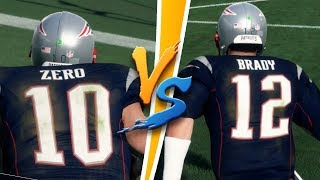 Can A 0 Overall Quarterback Get A Rushing Touchdown Before Tom Brady? Madden 18