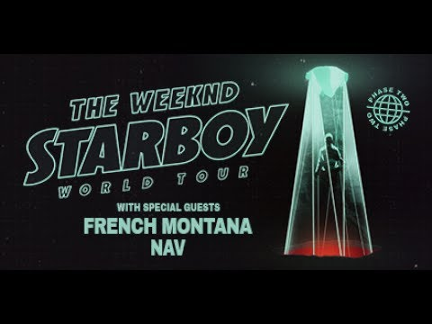 ANNOUNCING: THE WEEKND