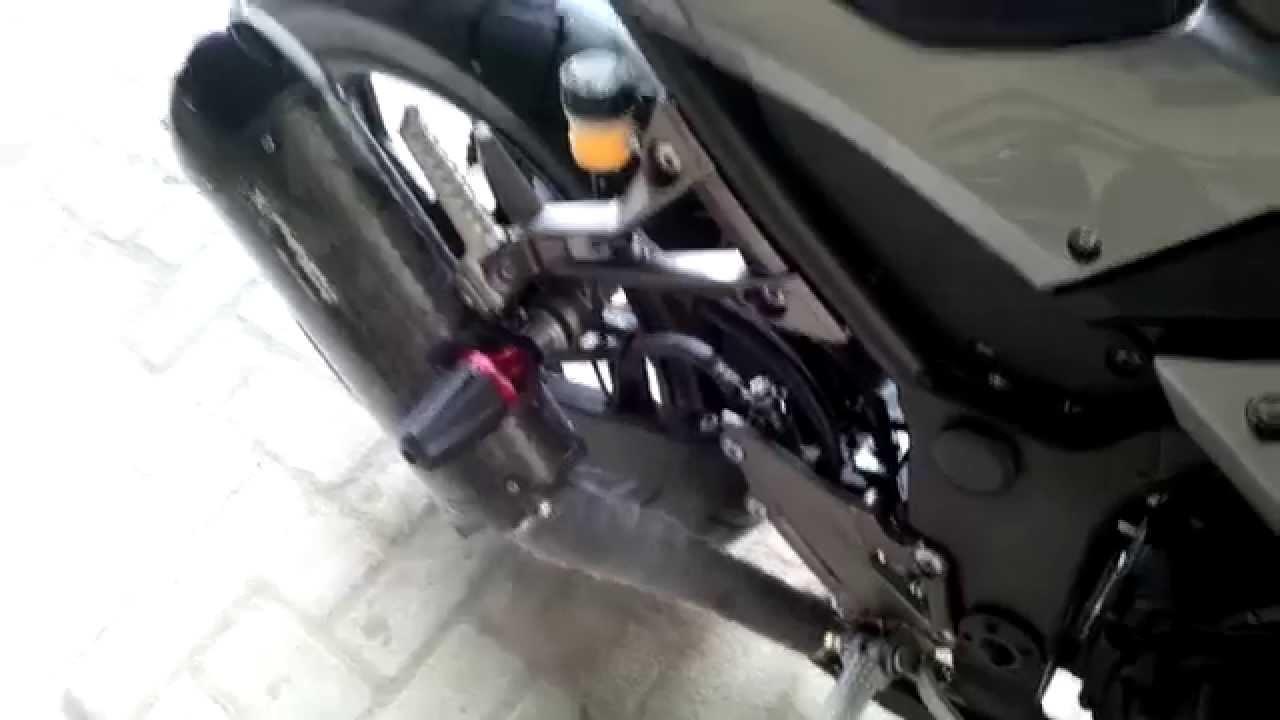 Abis Mandi D Twobrothers Full System Ninja 250 Fi Two Brothers Kawasaki 650 M 2 Silver Series 1 Exhaust 2012 16 Carbon Fiber Canister