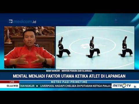 Menpora Bicara Peluang Pencak Silat Resmi Masuk Olimpiade Mp3