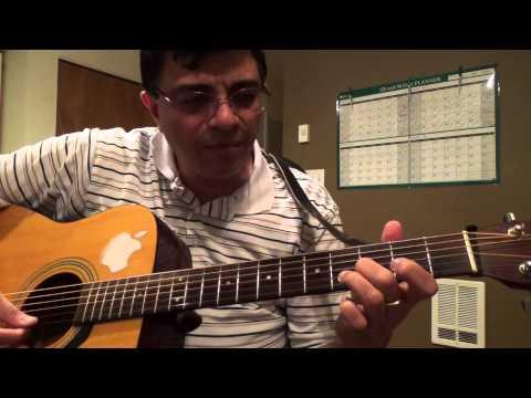 Kisi ki Muskurahaton Pe by Shankar Jaikishan guitar chords and lead lesson by Suresh