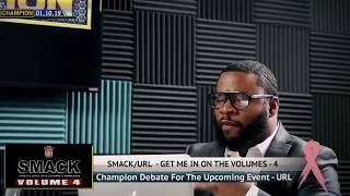 THE EXPERTS GIVE THEIR PREDICTIONS ON RUM NITTY VS SHOTGUN SUGE SMACK VOL 4 (2-9-19)