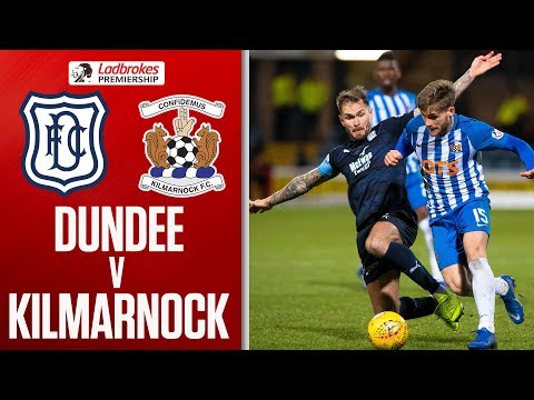 Dundee 2-2 Kilmarnock | Bachmann Saves late Miller Penalty! | Ladbrokes Premiership