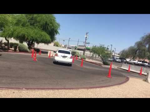 Three point  parking (Arizona)