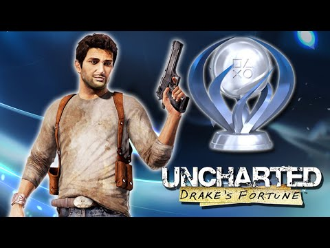 Uncharted: Drake's Fortune - Platinum Journey