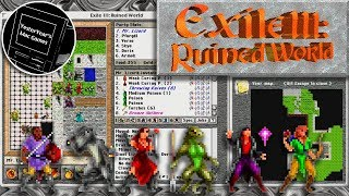 Exile III: Ruined World Review - The Predecessor to the Avernum RPGs for Mac & Windows from 1997