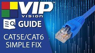 VIP Vision Surveillance Camera & Cable Tester - VSTEST101 video