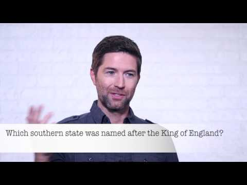 Josh Turner - Unscripted: Name That Southern State