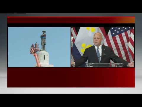Mayor Mitch Landrieu's full address on the removal of the Confederate monuments | Complete speech