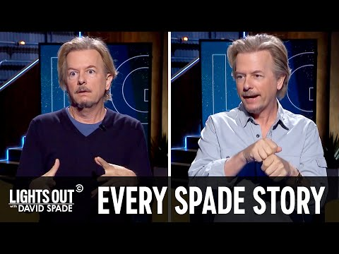 David Spade Really Knows How to Tell a Story - Lights Out with David Spade