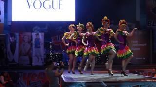 Final Pose. CHIQUITA BANANA Show. Deep In Vogue Ball 2014