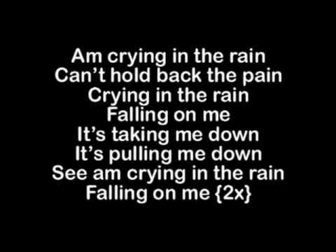 Georgee - Crying In The Rain Lyrics (Official)