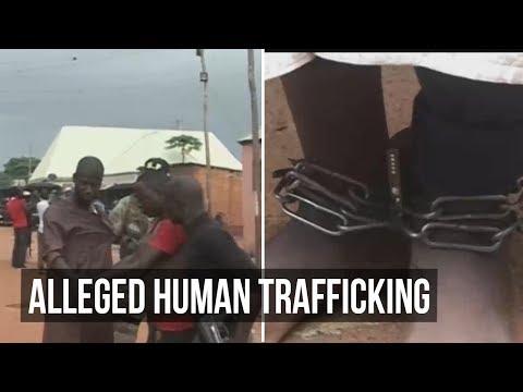 Kaduna Police Rescue 300 People From Illegal Islamic School