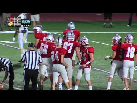 Spartans Varsity Football vs. Springfield Central High School