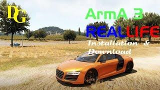 Reallife RPG Installationstutorial - ArmA 3 ReallifeRPG Mod installieren Installation - Reallife RPG