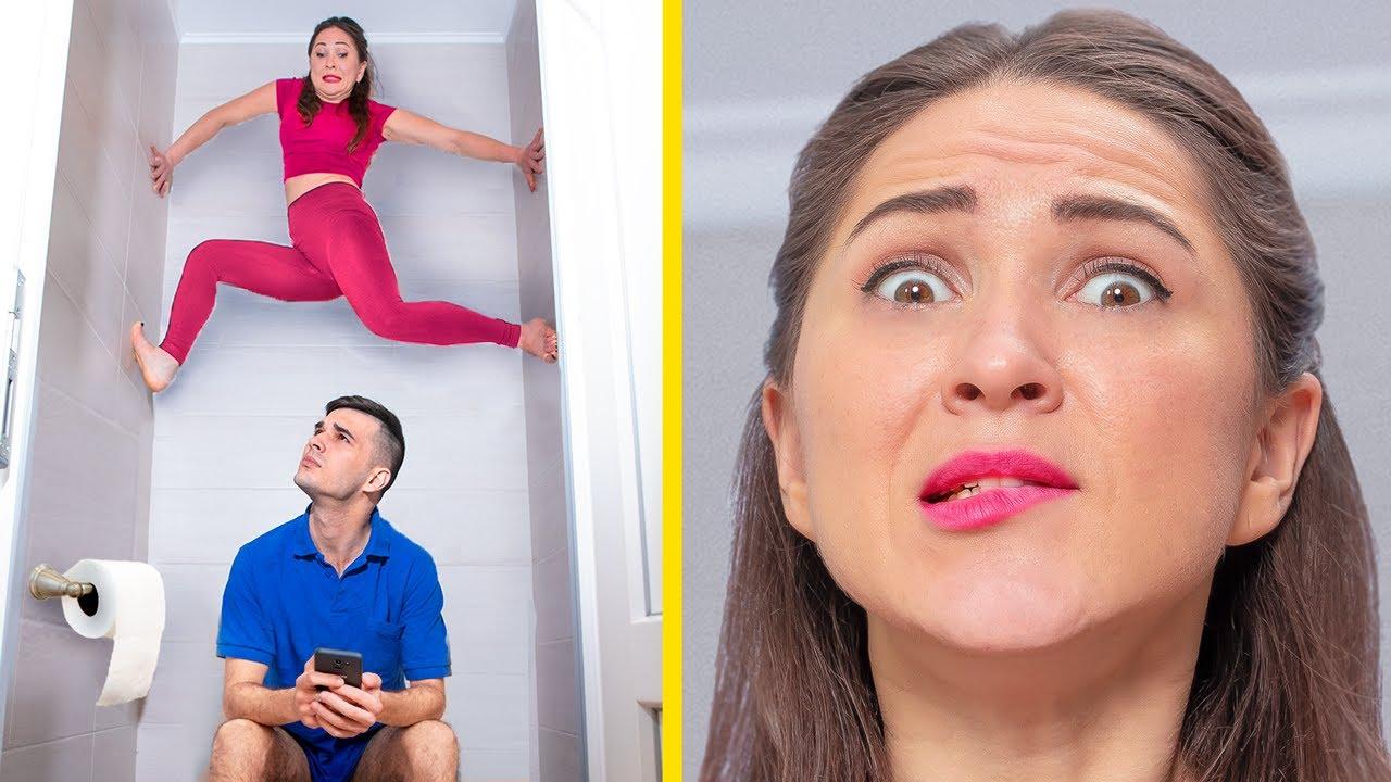 14 मजेदार पड़ोसी की शरारतें / प्रैंक वार