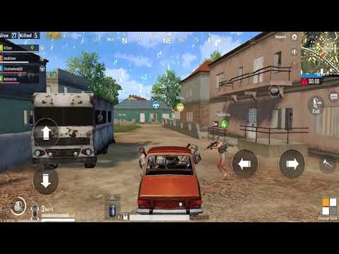 PUBG Mobile Android Gameplay
