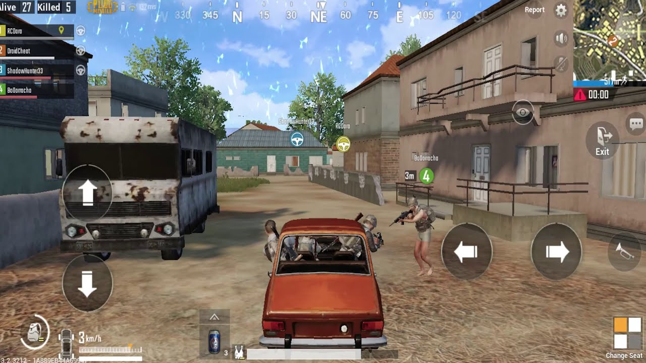 Pubg Hdr For Android: PUBG Mobile Android Gameplay